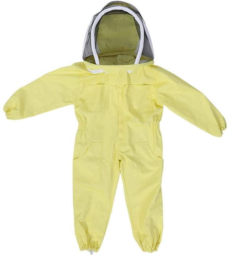 traje apicultor niño