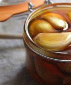 preparar ajo con miel