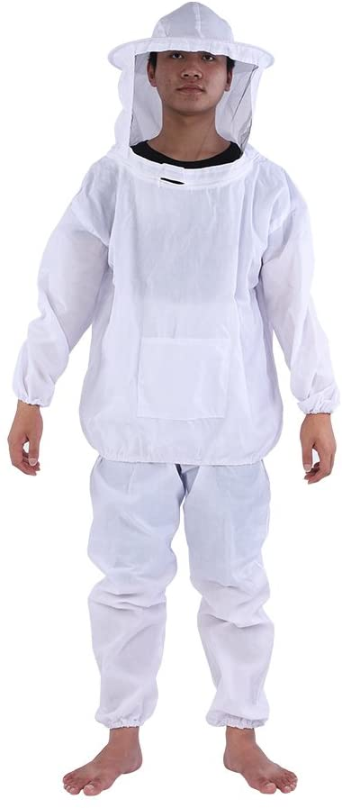 traje apicultura hombre