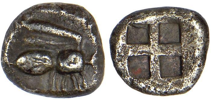monedas de abejas antiguas