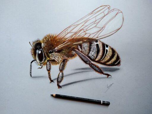 el simbolismo de las abejas